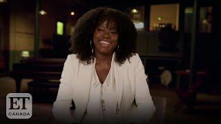Viola Davis, Denzel Washington Talk 'Ma Rainey's Black Bottom'