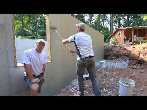 How To Waterproof Exterior Foundation Wall | DIY Basement Waterproofing - Basement Sealer
