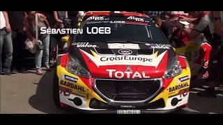 Rallye du Chablais 2017 - Sébastien LOEB ★ Le Film ★ by TOTOFMAN PROD ① [HD]