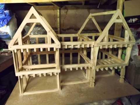 Tudor doll house