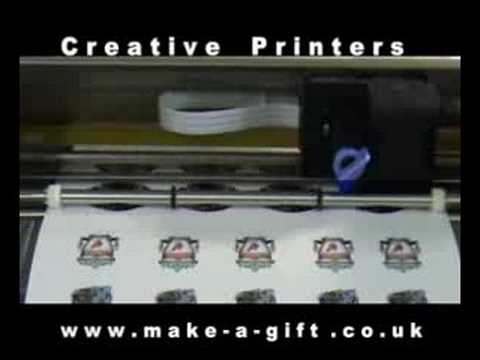 Producing Gift Items using the Doming Process. Cufflinks, Badges etc.