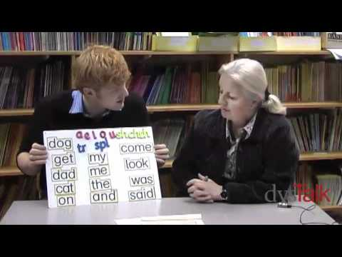 Help for Dyslexia Reading and Spelling