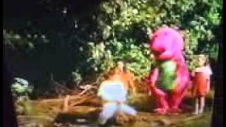 Barney's Great Adventure Original Trailer and Promo For Home Video Release