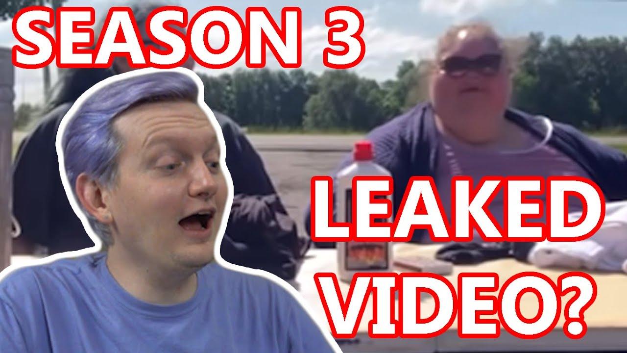 TAMMY SLATON BURNS JERRY'S CLOTHES   Season 3 Leaked Video?