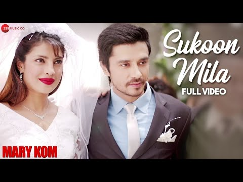 Xxx Mp4 Sukoon Mila Full Video Mary Kom Priyanka Chopra Amp Darshan Gandas Arijit Singh HD 3gp Sex