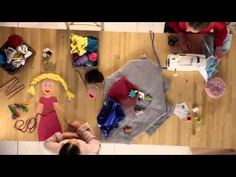 IKEA - How to make your own bedtime story canopy