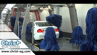 EXPRESS CAR WASH TUNNEL  - english - CHRIST WASH SYSTEMS
