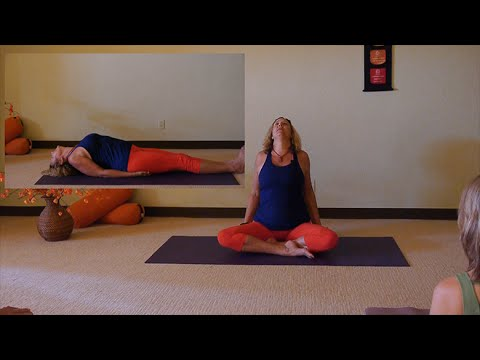 Gentle Yoga Therapy for your Lungs - Breathe Better with Justine Shelton, C-IAYT