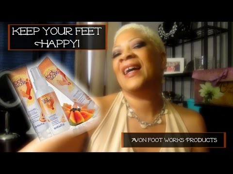 Keep Your Feet Happy - AVON Products