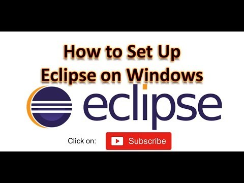 How to Install Eclipse IDE for Java/C++ on Windows   Easy Tutorial!!!