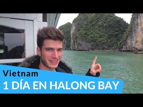 Vietnam - 1 día en Halong Bay + street food 😉
