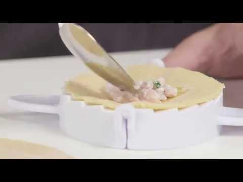 Ravioli - Set of 3 pasty moulds