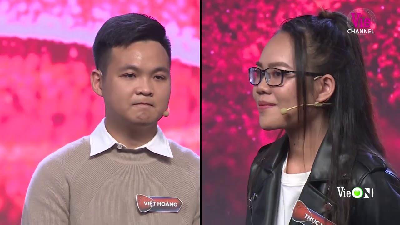 Cuộc chạm trán căng như dây đàn giữa Thục Nữ và Việt Hoàng | Tập 11 - SIÊU TRÍ TUỆ VIỆT NAM MÙA 2