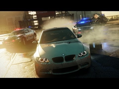 Need for Speed™ Most Wanted BMW M3 Hidden Location Find It, Drive It (NFS001)