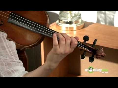 Range of the Violin