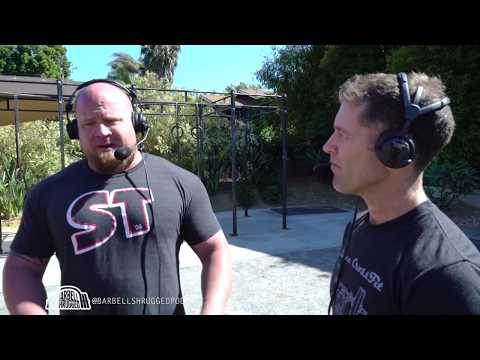 Power, Mobility, and Discipline w/ Jesse Burdick - Barbell Shrugged - 276