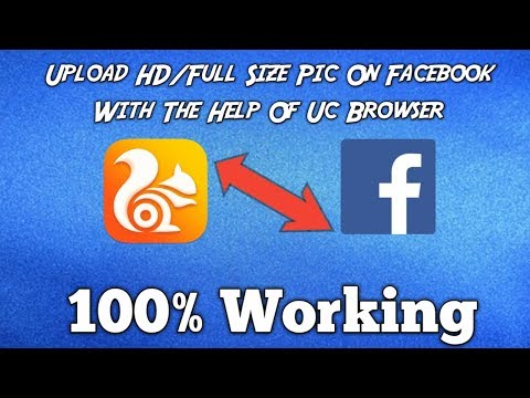 How To Upload Hd Or Full Size Photos On Facebook