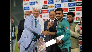 Pakistan vs World XI: Babar Azam thrilled to play international cricket at home