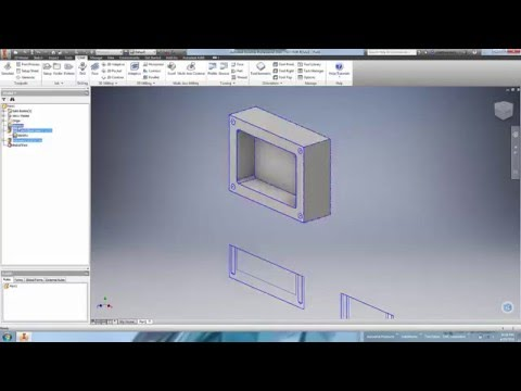 importing Autocad Drawings to Inventor