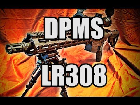 Rock Paracord - DPMS LR308 - Preview