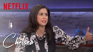 Power Women Sarah Silverman and Cecile Richards (Full Interview) | Chelsea | Netflix