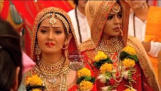 Brides get exchange in Thapki Pyar ki