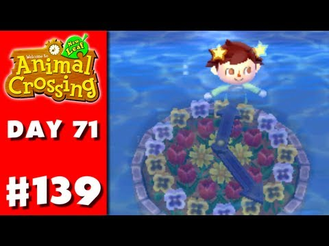 Animal Crossing: New Leaf - Part 139 - Glitch Town (Nintendo 3DS Gameplay Walkthrough Day 71)