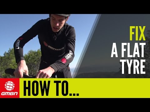How To Fix A Flat Tyre | Trailside Maintenance