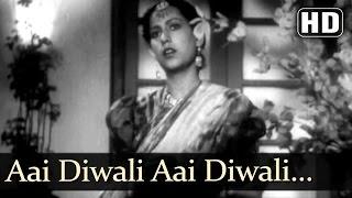 Aai Diwali Aai Diwali (HD) - Rattan Songs - Karan Deewan - Manju - Swarnlata - Naushad - Filmigaane