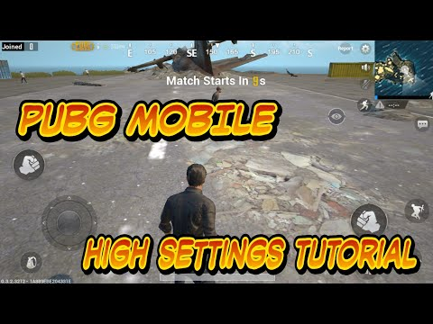 PUBG Mobile High Settings Tutorial (Without Root) | Jay Jayz