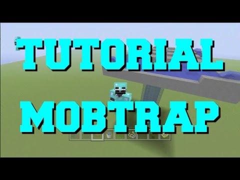TUTORIAL MOB TRAP // MINECRAFT CONSOLE