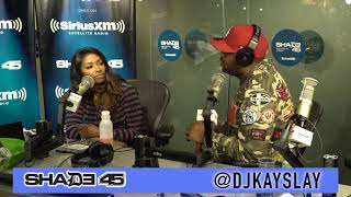 MOMOH interview with Dj Kayslay at Shade 45