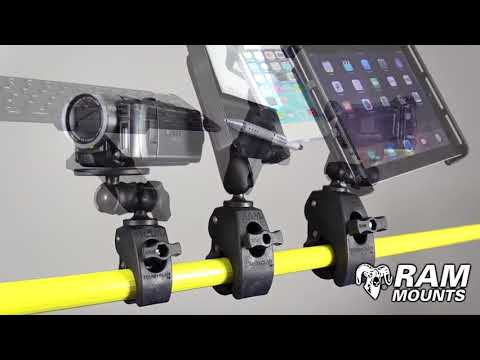 RAM® Mounts Tough Claw™ for Phones, Tablets, Action Cameras & More