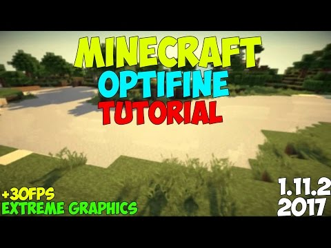 How To Install Optifine For Minecraft 1112 Windows 788110 Prewiew10 2