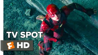 Justice League TV Spot - Mind/Event (2017)   Movieclips Coming Soon