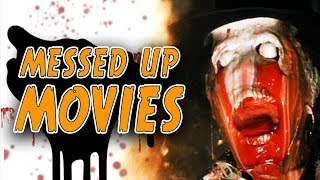 MOVIES THAT MESSED US UP! - Movie Podcast