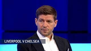 Liverpool v Chelsea: BT Sport pundit Steven Gerrard makes big game prediction