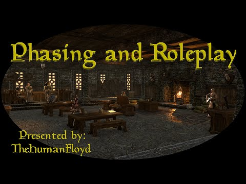 Phasing and Roleplay (The Elder Scrolls Online)