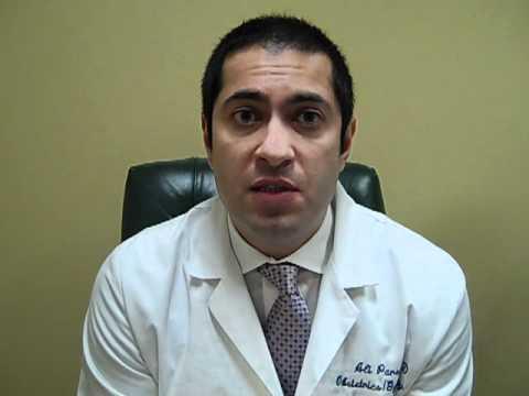 Meridian Momtourage - Iron Deficiency Anemia in Pregnancy -M. Ali Parsa, M.D.