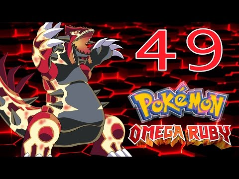 Pokémon Omega Ruby - Part 49 - Terrakion, Cobalion, Virizion!