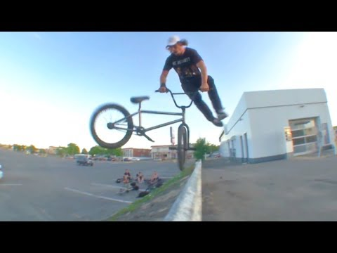 DILLON LLOYD IS OUT OF HIS MIND!   The Come Up BMX