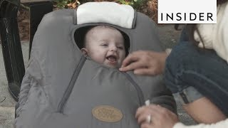 Protect Your Baby from Harsh Weather with a Cozy Carrier