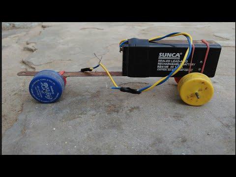 homemade toy car .कार कैसे बनाये