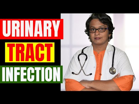 Urinary Tract  Infection  (Home Treatment & Care) By Dr. Wagh