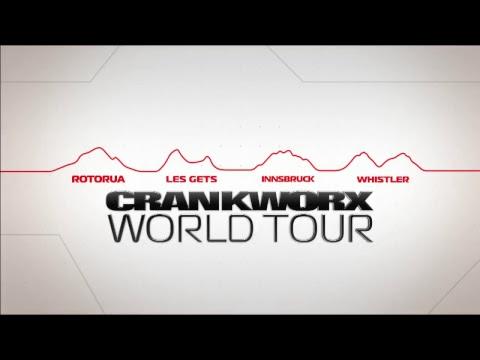 Crankworx Les Gets 2017 Downhill presented by iXS