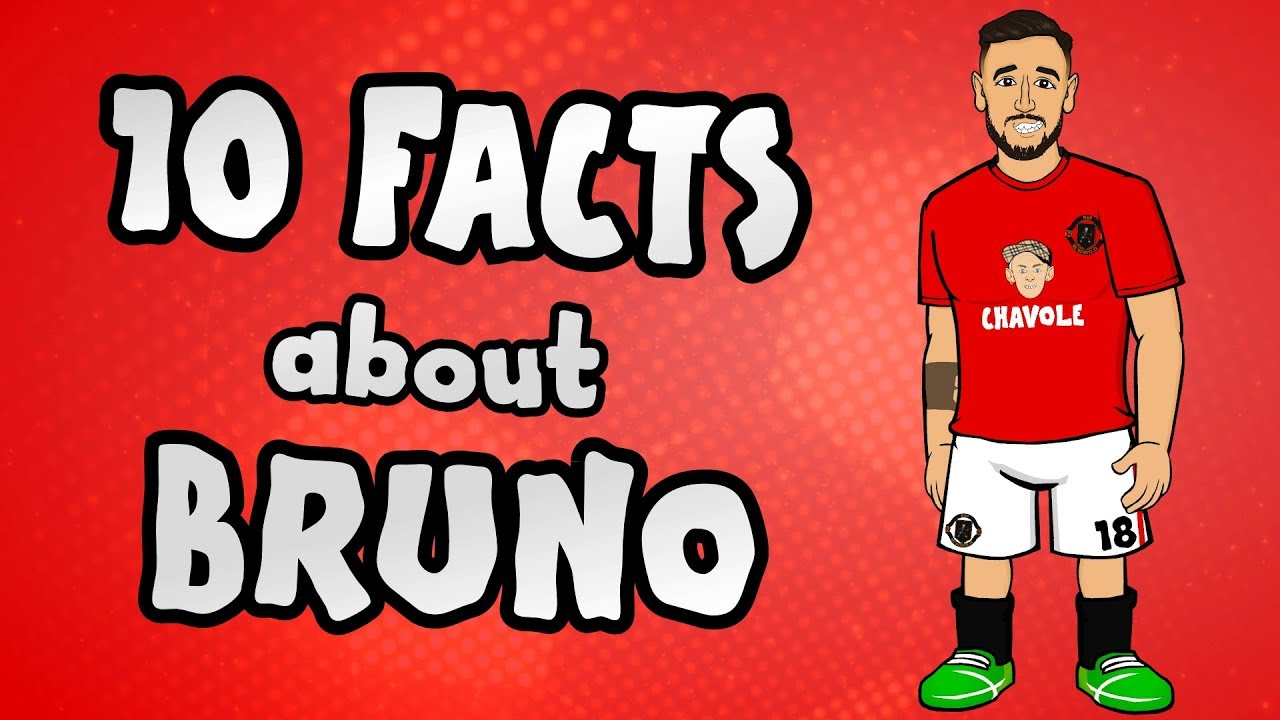 10 facts about Bruno Fernandes you NEED to know! ► Onefootball x 442oons