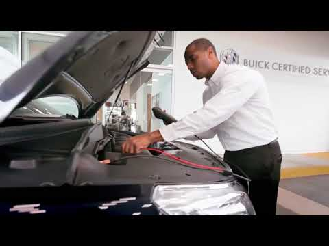 myBuick mobile app | Buick Certified Service