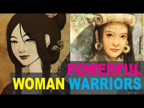 6 Most FEARED Female Warriors in Chinese History