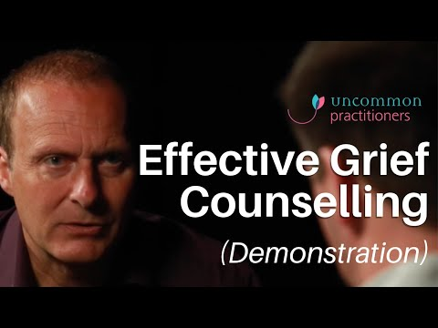 Grief Counselling - How to Let Your Client Talk About Their Loved One
