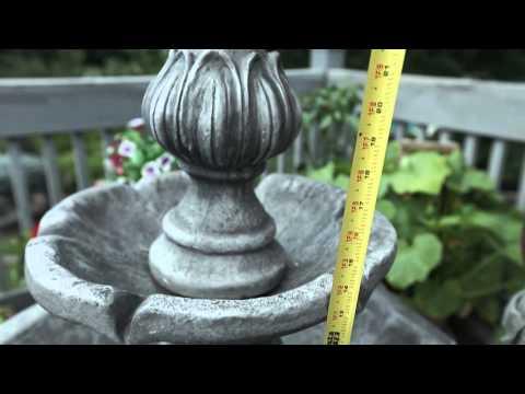 Choosing the Right Fountain Pump
